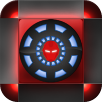 Iron Switch Flashlight-Chic UI