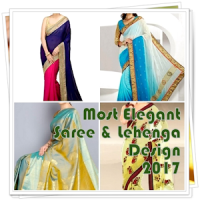 Most Elegant Saree and Lehenga