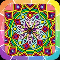 De Stress Mandala Painting