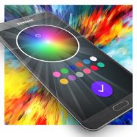 Screen Color Light