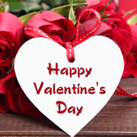Valentine Day Greeting Cards With Name
