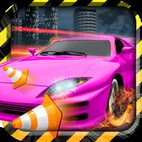3D Girls Car Racing
