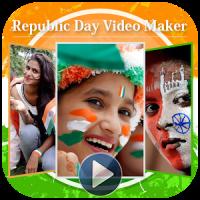 Republic Day Video Maker