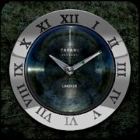 Lanken Designer Clock Widget