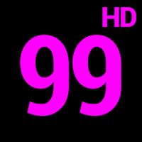 BN Pro Roboto-b Neon HD Text