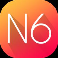 Launcher Nokia 6 theme