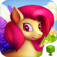 Fairy Farm - Games for Girls