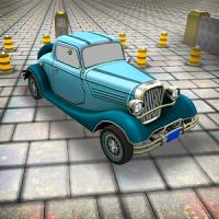 Vintage Car 3D Parking