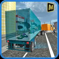 परिवहन ट्रक सागर पशु