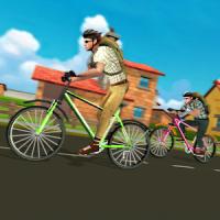 High School Cycling Ride