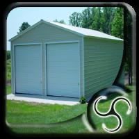 Steel Garage Kits Design
