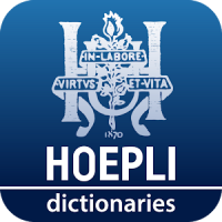 Hoepli Italian Dictionaries