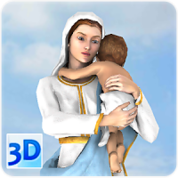3D Mary Live Wallpaper