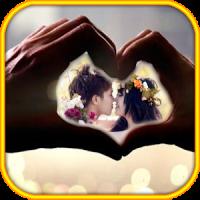 Romantic Wedding photo frames