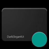 DarkElegantUi - CM13/CM12