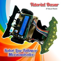 Robot Line Follower Micro