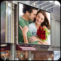Stylish Billboard Photos Frames 2018