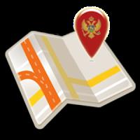 Map of Montenegro offline