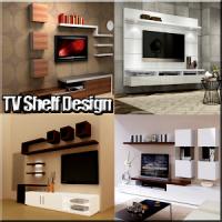 TV Shelf Design