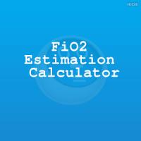 FiO2 Estimation Calculator