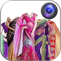 Sarees Photo Maker Studio