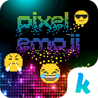 Pixel Emoji Stickers