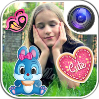 Cute Photo Stickers Editor