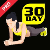 30 Day Plank Challenge Pro