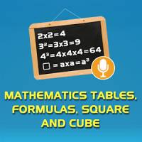 Maths: Tables, Formulas, Squ..