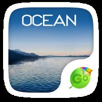 Ocean Emoji GO Keyboard Theme