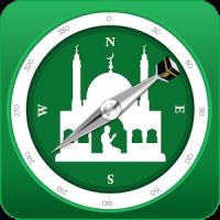 Qibla Compass & Prayer Vezes