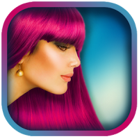 Hairstyle Makeover Photo Booth
