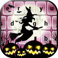 Scary Halloween Keypad Theme