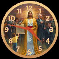 भगवान घड़ी विजेट