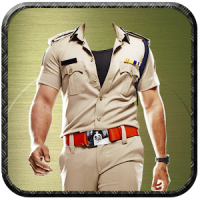 Police Suit Photo & Image Editor - Photo Frames