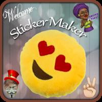Emoji 3D Sticker Maker