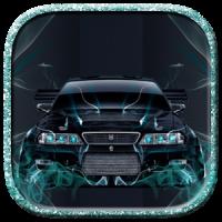 Neon car Theme