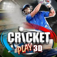 Cricket Jogar 3D:Live The Game