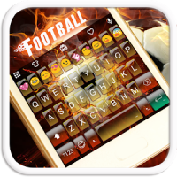 Football emoji keyboard
