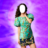 Girl Short Dress Photo Editor