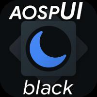 aospUI Black, Substratum theme +Samsung, Synergy