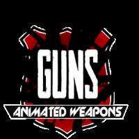 총 - 애니메이션 무기