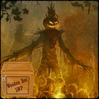 Хэллоуин костра LWP