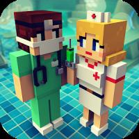 Hospital Building & Doctor Simulator Games