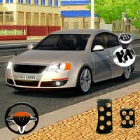 Car Driving Simulator Stunt Tracks