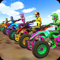 Pro ATV Bike Racing
