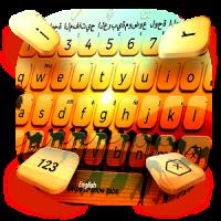अरबी कीबोर्ड थीम