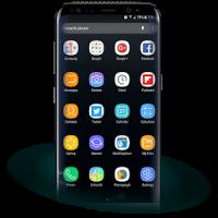 Launcher Samsung Galaxy S8 Theme
