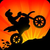 Sunset Bike Racer - Motocross