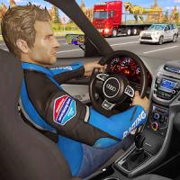 Traffic Highway Endless Car Rider
